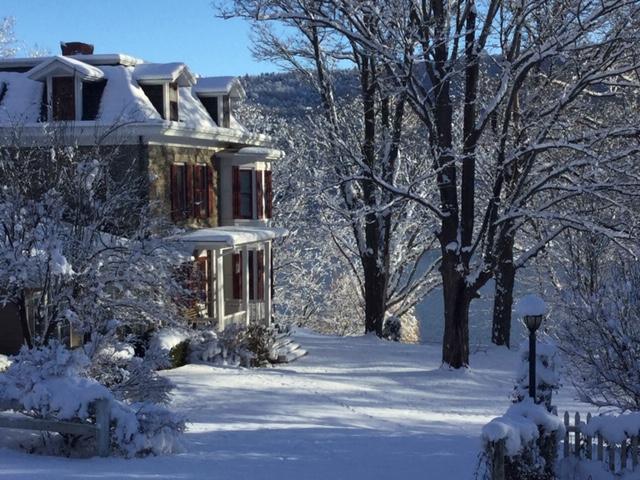 Winter at the Inn!